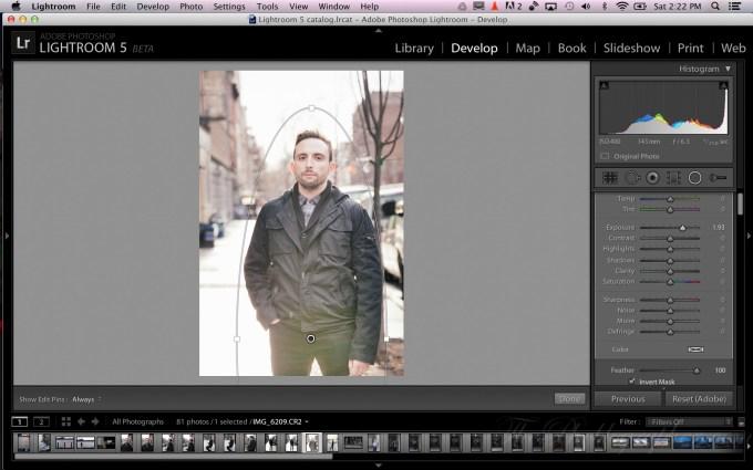 Chris Gampat The Phoblographer Adobe Lightroom 5 beta Radial Filter demo (7 of 9)