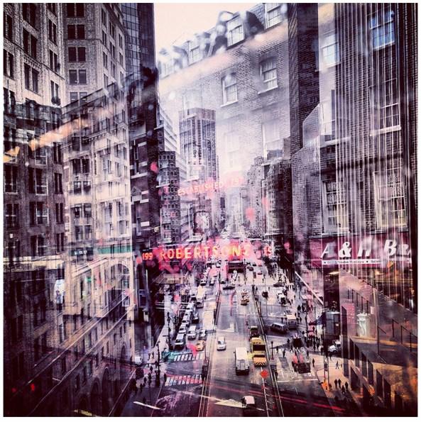 Daniella Zalcman's New York and London Juxtaposition Photos (2 of 13)