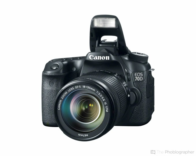 Chris Gampat The Phoblographer Canon 70D product images for announcement (4 of 6)