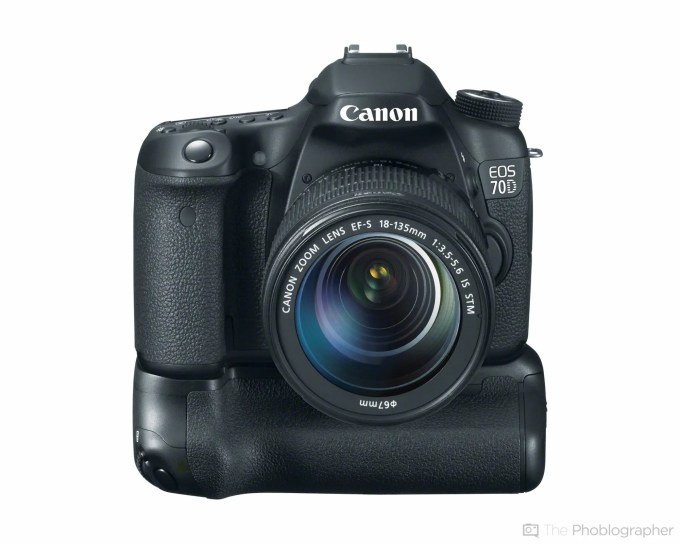 Chris Gampat The Phoblographer Canon 70D product images for announcement (5 of 6)