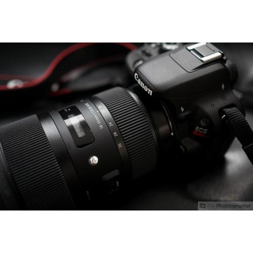 Medium Crop Of Refurbished Canon Lenses