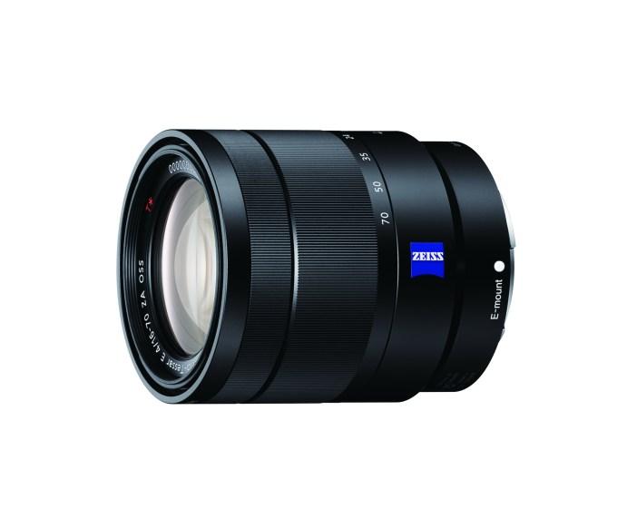 Sony Zeiss 16-70mm Zoom Lens