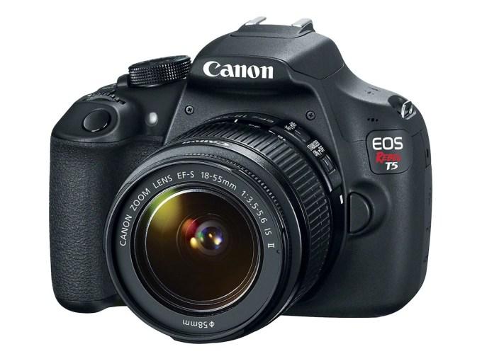 Canon Rebel T5 (EOS 1200D)