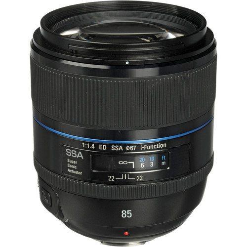 Samsung 85mm f1.4