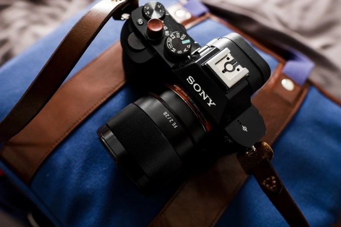 Chris Gampat The Phoblographer Sony 28mm f2 lens review product photos (5 of 7)ISO 4001-125 sec at f - 2.8