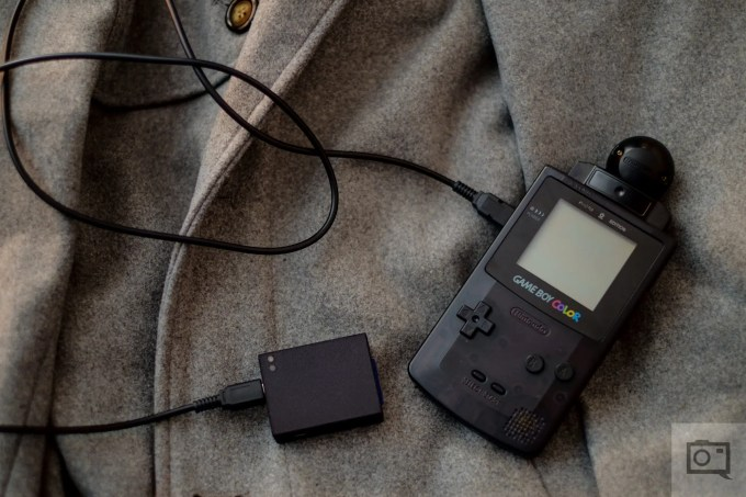 Chris Gampat The Phoblographer Game Boy Camera BitBoy Review product photos (1 of 7)ISO 2001-60 sec at f - 1.4