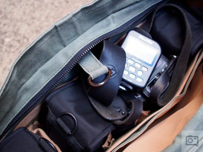 Chris Gampat The Phoblographer QamaySF All In One Waxed Canvas X Grid Bag review product images (6 of 11)ISO 2001-160 sec at f - 2.8