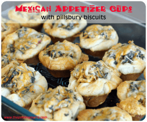 Mexican Cup Appetizers www.thepinningmama.com