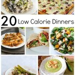 A great list of healthy dinner recipes. Keep this handy for meal planning!