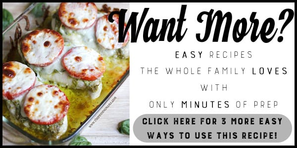 Save time and money in the kitchen by making over your leftovers into a whole new meal!