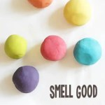 Finally a recipe to make smell good play dough!