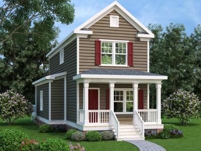 Craftsman House Plan #104-1148: 3 Bedrm, 1400 Sq Ft Home ...