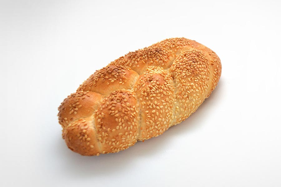 Sesame Seed Braid