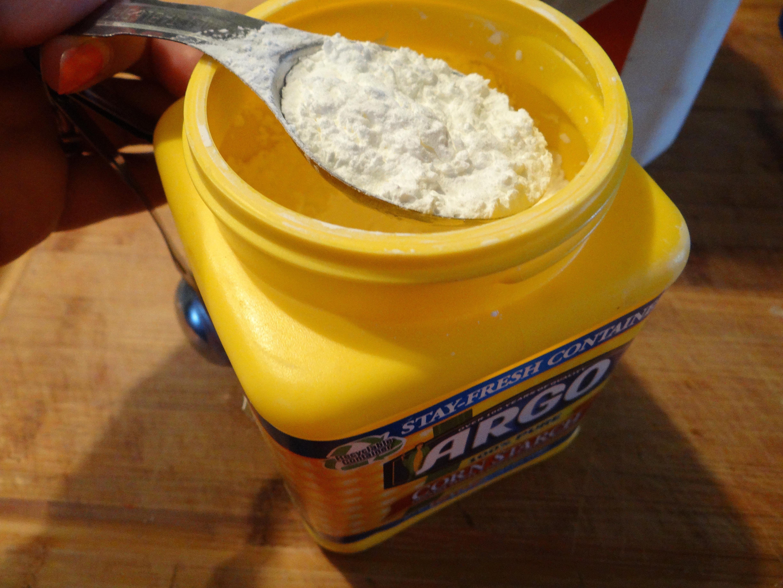recipe: cornstarch or flour [24]
