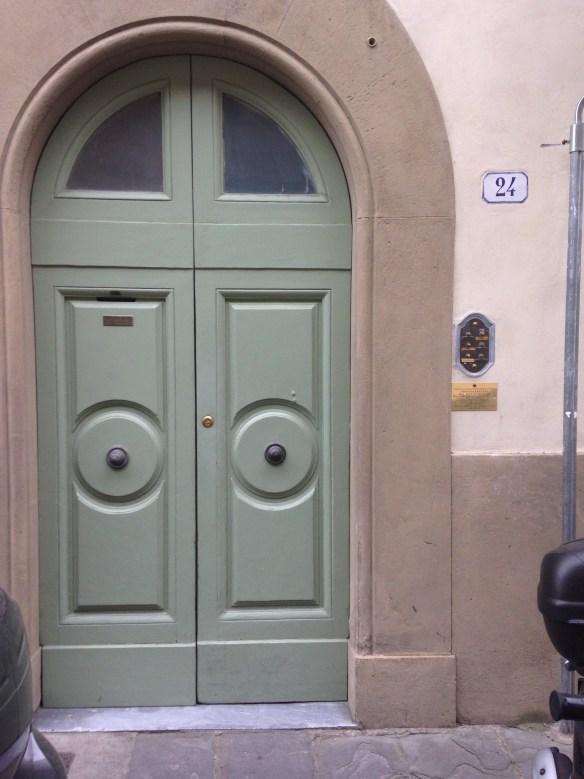 Doors Celedon