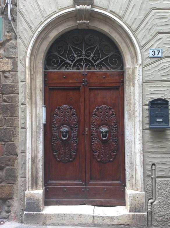 Doors- ornate