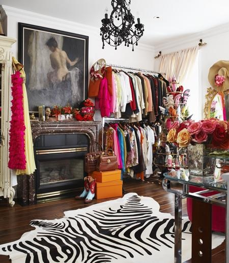 Glam Closet via Pinterest