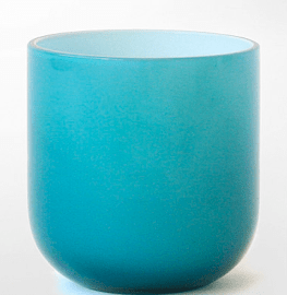 JA Pop Rock Glass Turquoise