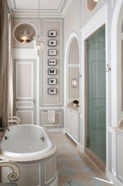 Molded Bathroom