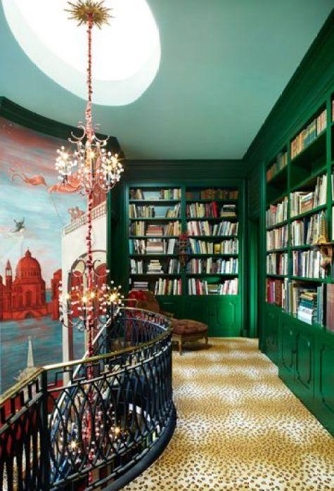 miles redd green shelves