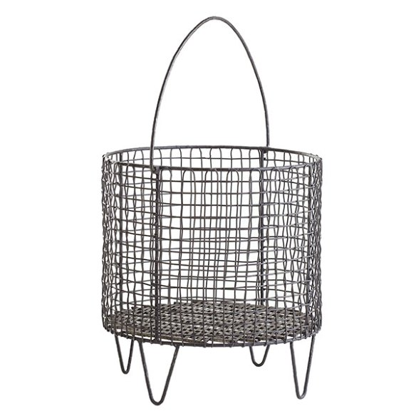 wisteria large basket