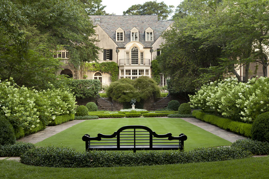 The tale of two boxwood the potted boxwood Home designers atlanta