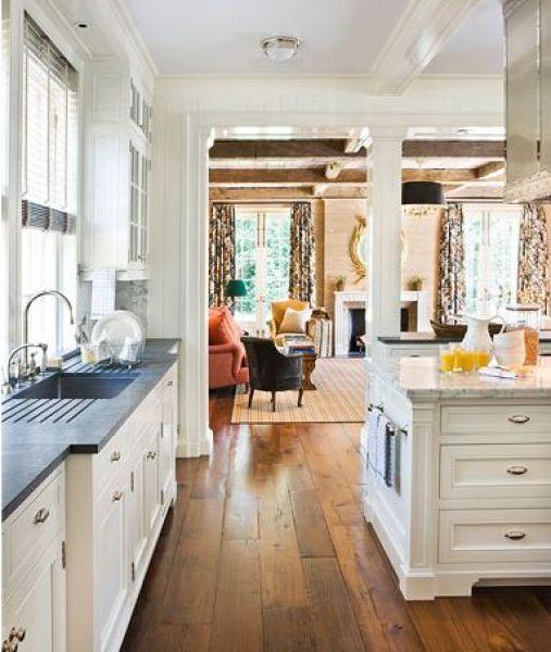 Boxwood Kitchen via Quintessence