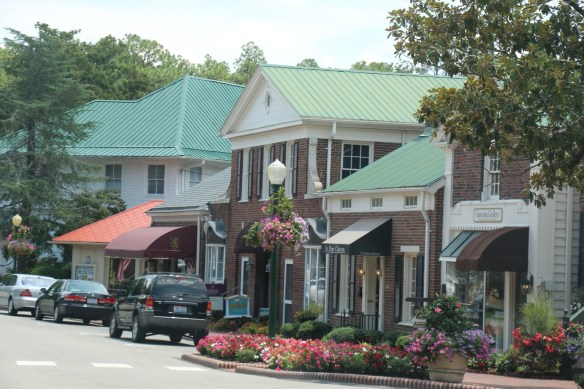 Downtown Pinehurst