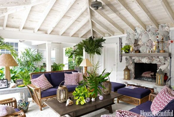 Liza Pullitzer Palm Beach Home