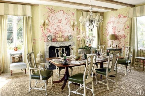 Morton Family Dining Room PB