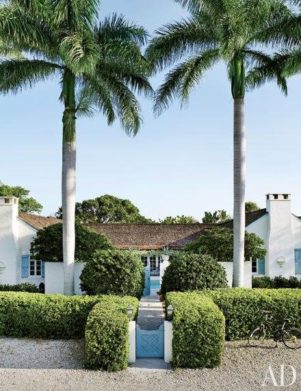 Morton Palm Beach Home_Enterance