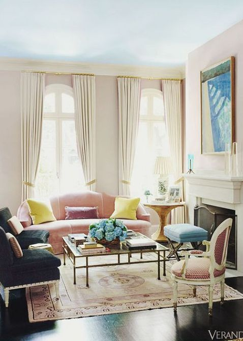 Chicago Townhouse by Ruthie Sommers via Veranda