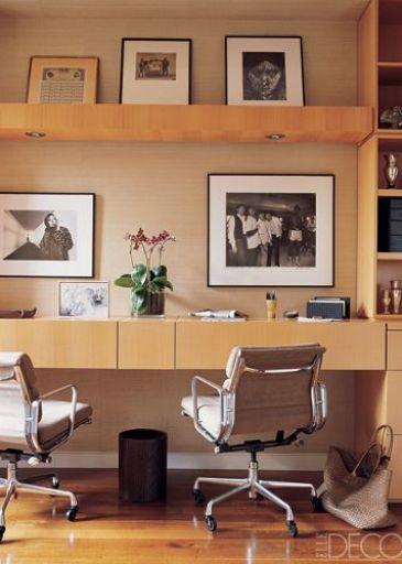 Lisa Pomerantz New York Apartment via Elle Decor