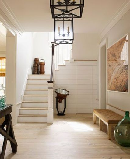 Long Island Staircase by Steven Gambrel via House Beautiful