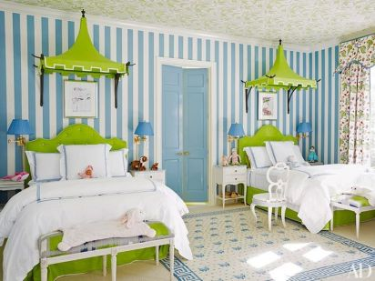 Miles Redd Child's Room via AD