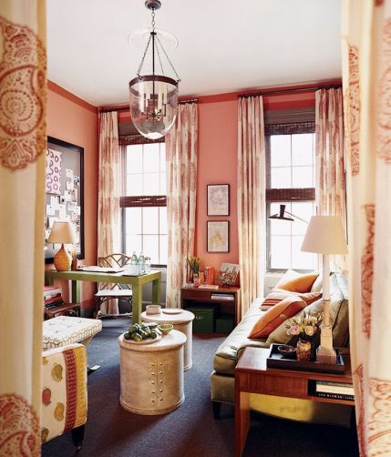 New York Apt by Steven Gambrel