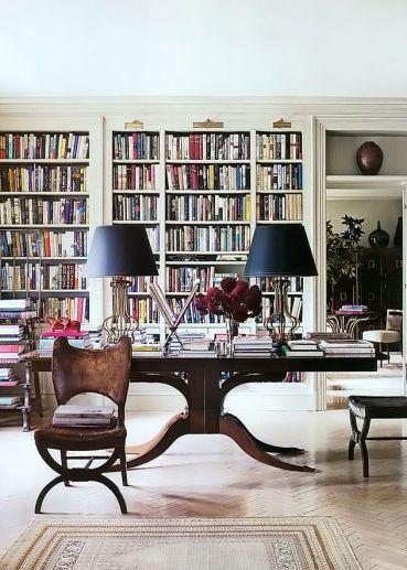 Study Brockschmidt & Coleman | Elle Decor
