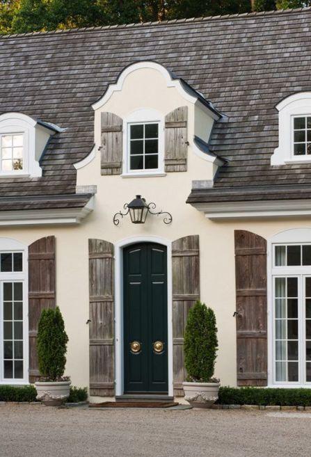 Home of Caroline Bean via Houston Scout Guide