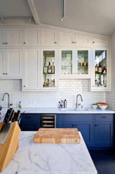 A fabulous kitchen by Katie Ridder via The Rustic Modernist