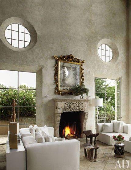 Richard Shapiro's Malibu Home via AD