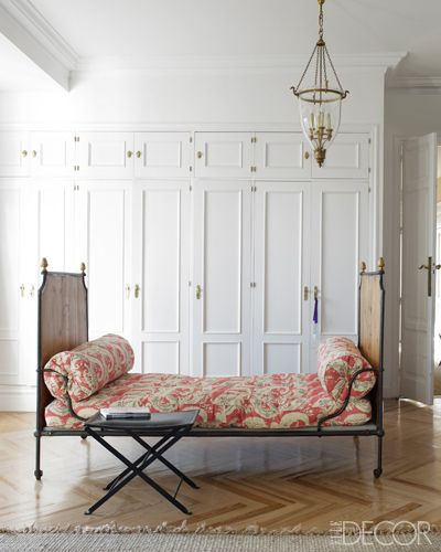 Carolina Herrera Baezs Home via Elle Decor