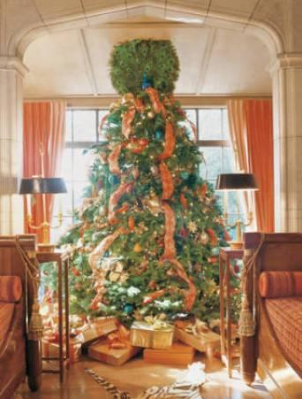 Mary McDonald Christmas Tree via Veranda