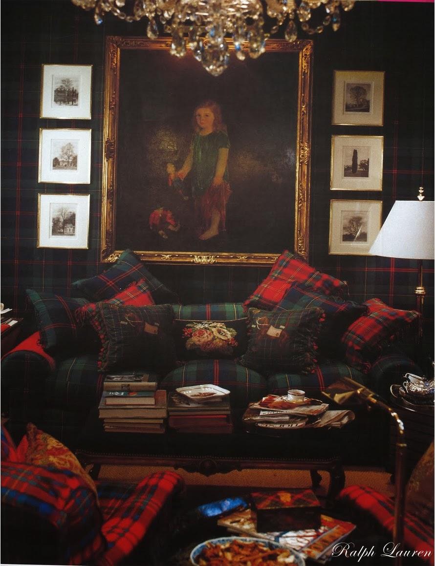 Rooms Designed By Ralph Lauren