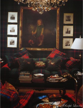 ralph lauren plaid room 2