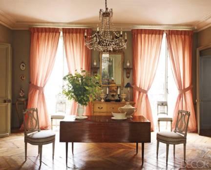 Feminine Aspect of Andrew GN Paris Apartment
