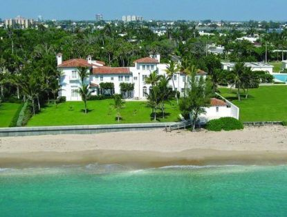 Mizner Palm Beachhome via curbed