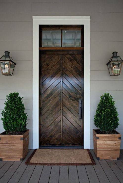 Sconces via Southern Living Idea House