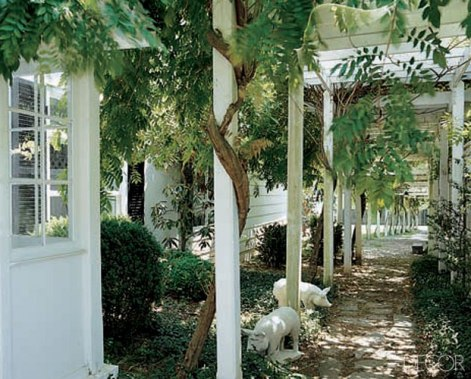 Darryl Carter Virgiinia Farmhouse via Elle Decor 6