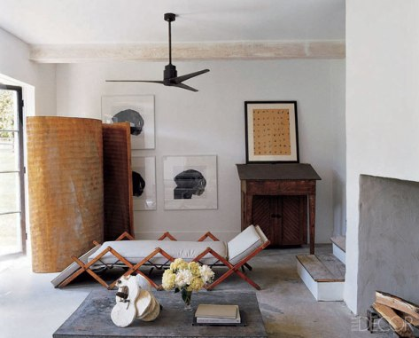 Darryl Carter Virgiinia Farmhouse via Elle Decor 8