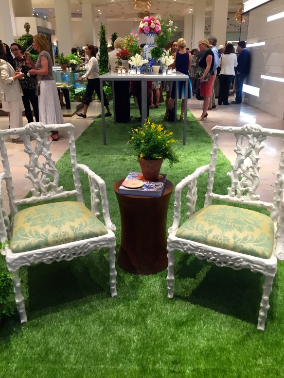 Charlotte Moss at Neiman Marcus Dallas_ The Potted Boxwood 8